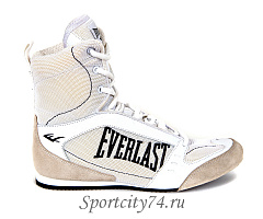 Боксерки Everlast High-Top Competition белый